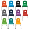 "Mahar Creative Colors Mix and Match Chair 16"" Seat Height  (Mahar MHR-16CHR)"