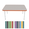 "Mahar Small Rectangle Creative Colors Activity Table (30"" x 48"")  (Mahar MHR-3048)"