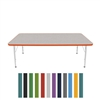 "Mahar Large Rectangle Creative Colors Activity Table (36"" x 72"")  (Mahar MHR-3672)"
