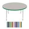 "Mahar Large Round Creative Colors Activity Table (48"" Diameter)  (Mahar MHR-48RN)"