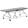 "Virco MT3096AE - Mobile Folding Cafeteria Table - Sure Edge - 30""W x 8'L (Virco MT3096AE)"