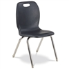 "Virco N2 Series Ergonomic School Chair - XL Seat - 19"" Seat Height (Virco N218)"