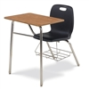 Virco N2 Series Combo School Desk - Laminate Top (Virco N240BR)