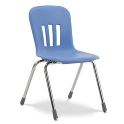 "Virco N918 - Metaphor Series Classroom Chair - 18"" Seat Height  (Virco N918)"