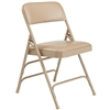 NPS Vinyl Upholstered Premium Folding Chair  Triple Brace Double Hinge  (National Public Seating NPS-1300)