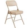 NPS Upholstered Seat Folding Chair  (National Public Seating NPS-3200)