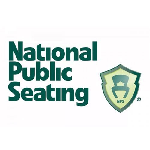 National Public Seating Nps 6224h 10
