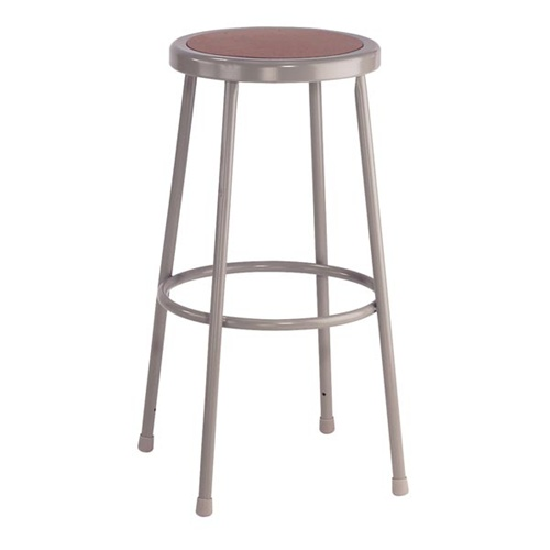 nps 30h stool with hardboard seat national public seating - National Public Seating