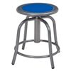 NPS 6800 Series Adjustable Height Designer Stool  (National Public Seating NPS-6800)