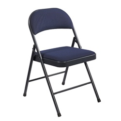 NPS 960 Series Fabric Upholstered Folding Chair  (NPS Commercial Line NPS-960)