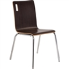 NPS BCC Series Bushwick Cafe Stack Chair (National Public Seating NPS-BCC)