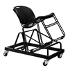 NPS Stack Chair Dollies Commercialine Dolly for 850-CL Series Chairs (National Public Seating NPS-DY-CL85)