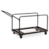 NPS Folding Table Dolly - Vertical Storage - Round & Rectangular Tables  (National Public Seating NPS-DYMU)