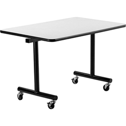 "NPS ToGo Table, 24""x48"", Particleboard Core"