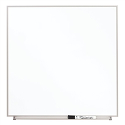 "Quartet Matrix Magnetic Whiteboard with Aluminum Frame - 23""H x 23""W<br> (Quartet QRT-M2323)"