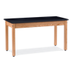 "Virco SCI245430EP - Science Table Wood-Frame Epoxy Resin Top - 24"" x 54"" (Virco SCI245430EP)"