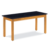 "Virco SCI246030EP - Science Table Wood-Frame Epoxy Resin Top - 24"" x 60"" (Virco SCI246030EP)"
