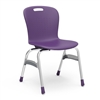 "Virco SG418 - Sage Series 4-Leg Stack Chair - 18"" Seat Height<br> (Virco SG418)<br> (Virco SG418)"