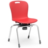 "Virco SGC2M18 - Sage Series C2M 4-Leg Chair - 18"" Height (Virco SGC2M18)"