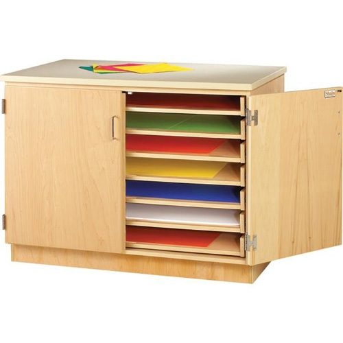 Shain Drawing Paper Storage Cabinet (Shain SHA-DPSC-50)  sc 1 st  School Outlet : paper storage cabinet with drawers  - Aquiesqueretaro.Com