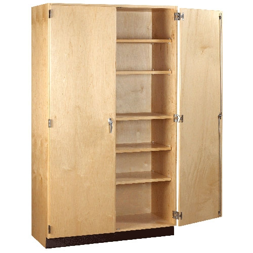 ... Decorating wooden storage cabinets with doors : Tall Wood Storage  Cabinets With Doors And Shelves ... - Decorating » Wooden Storage Cabinets With Doors - Inspiring Photos