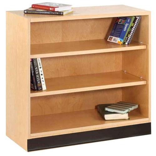 Shain Open Shelf Floor Storage Unit 36 W X 22 D