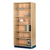 "Shain Open Shelf Bookcase - 48""W x 22""D (Shain SHA-OS-1427)"