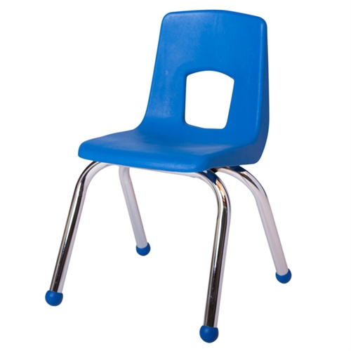 Blue School Chair so 1014b | schooloutlet