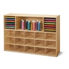 Young Time Sectional Cubbie Storage Without Trays - Ready-to-Assemble (Young Time YOU-7030YT)