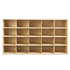 Young Time 20 Tray Cubbie Storage Without Trays - Ready-to-Assemble (Young Time YOU-7040YT)