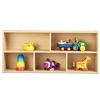 Young Time Toddler Two Shelf Storage - Ready-to-Assembled (Young Time YOU-7045YT)