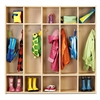Young Time 5-Section Wall Locker - Ready-to-Assemble (Young Time YOU-7106YT)