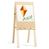 Young Time Single Sided Easel - Minimal Assembly (Young Time YOU-7125YT)