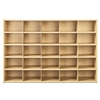 Young Time 25 Tray Cubbie Storage Without Trays - Ready-to-Assemble (Young Time YOU-7140YT)