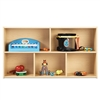 Young Time Two Shelf Storage - Ready-to-Assembled (Young Time YOU-7143YT)