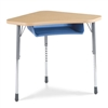 VIRCO ZBOOMBB Modular Desk W/out Book Box - Particle Board Top (VIRCO ZBOOMBB)