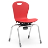 "Virco ZC2M18 - ZUMA Series C2M 4-Leg Chair - 18"" Height (Virco ZC2M18)"