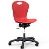 "Virco ZR2MTASK18 - ZUMA Series 18"" R2M Mobile Task Chair - 24-1/8""W x 24-1/8""D (Virco ZR2MTASK18)"