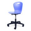 Virco ZTASK18 - Zuma Series Mobile Task Chair with Wheels