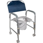 Drive Shower Commode Chair, 11114KD-1