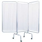 3-Panel Privacy Curtain