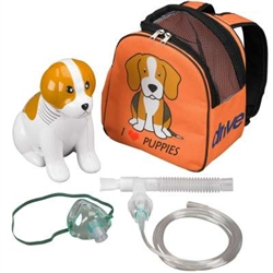 Beagle Puppy Nebulizer