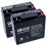 12V 22AMP Mobility Batteries
