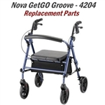 Replacement Parts GetGo Groove Rollator