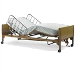 "84"" Long Semi Electric Hospital Bed"