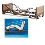"84"" Long Full Electric Hospital Bed"