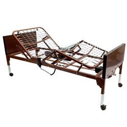 Invacare 5410VC Full Electric Bed