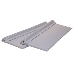 Soft Bed Rail Pads