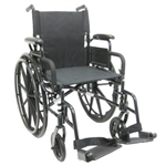 802-DY Lightweight Wheelchair