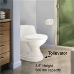 Toilevator Elevated Toilet Platform
